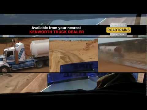 Outback Truckers Western Australia