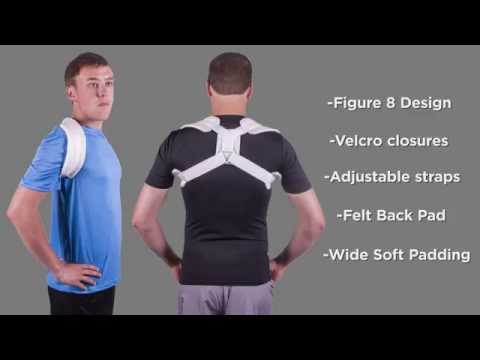 Figure 8 Clavicle Brace and Posture Support from BraceAbility
