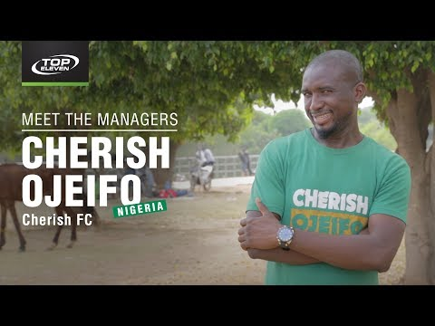 Meet The Managers #12 | Cherish from Nigeria | Top Eleven
