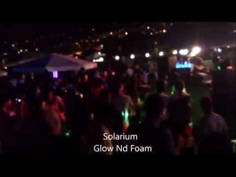 Glow nd' Foam Party... Solarium Club - Jounieh