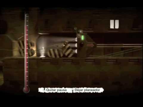 LittleBigPlanet - El Bunker - (Metal Gear Solid) - AntonioLadrillo Create Level 7