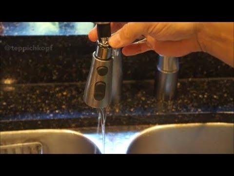 Easy DIY Fix - Leaky Kohler Kitchen Faucet Pull Down Sprayer