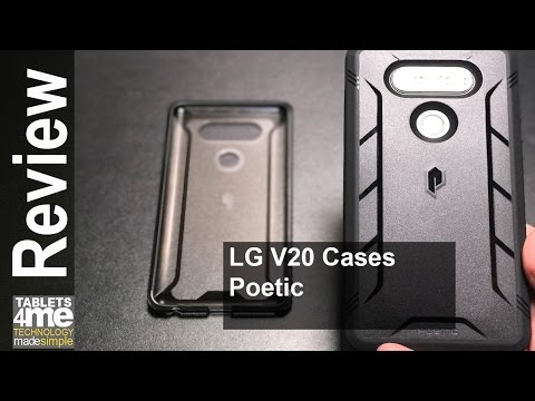 LG V20 Cases from Poetic