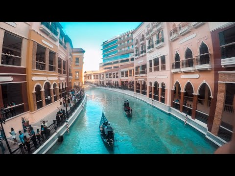 A Walk Around Venice Grand Canal Mall - McKinley, Taguig, Philippines