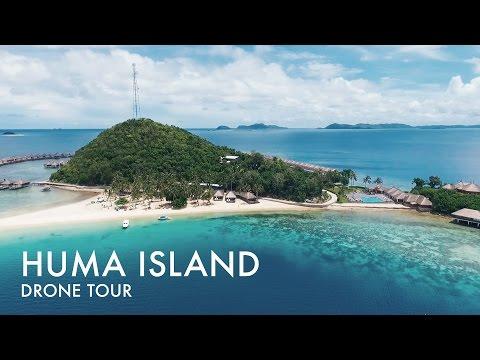 HUMA ISLAND / PHILIPPINES (4K)