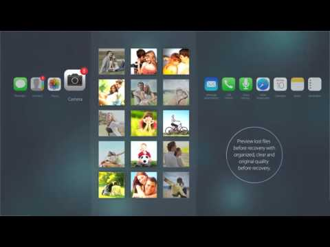 iPhone Data Recovery - Recover Lost Data from Your iPhone/iPad/iPod touch