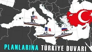 Akdeniz'de Kesilen Racon ve Tek Başına Kalan Bir Devlet