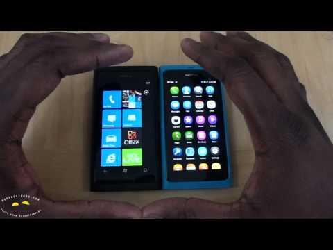 Best Nokia Smartphone:Nokia  Lumia 800 vs Nokia N9