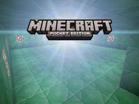 [0.9.0] Minecraft Pocket Edition Survival World Showcase - Episode #1