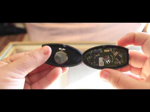 **UPDATE** How to replace nissan key fob battery