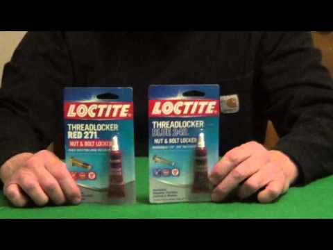 Thread Lock - Loctite
