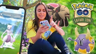 NEW! RELICANTH TAIWAN SAFARI ZONE & SHINY PINSIR | Pokémon GO | ZoëTwoDots