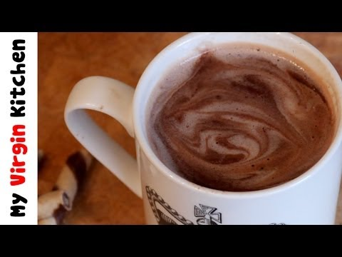 NUTELLA HOT CHOCOLATE - 2 INGREDIENTS