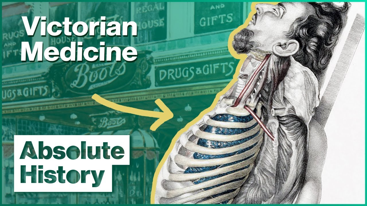 The Grisly World Of Victorian Medicine | How The Victorians Built Britain | Absolute History