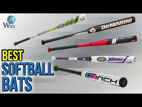 7 Best Softball Bats 2017
