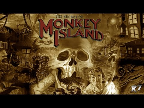 The Secret of Monkey Island™ | PC | Full Walkthrough | HD 720p 60FPS
