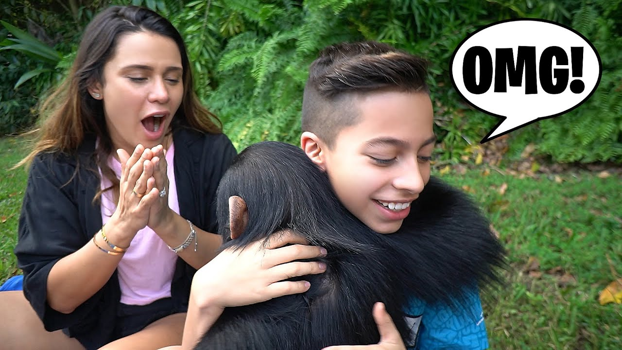Ferran Has a New BEST FRIEND! (He Couldn't Believe it!) | The Royalty Family