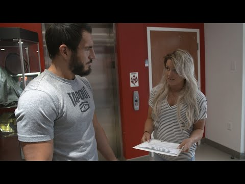 Candice LeRae despairs over potential Gargano-Ciampa Street Fight: WWE Exclusive, May 25, 2018
