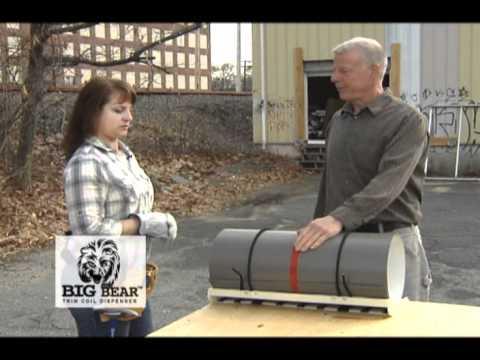 Big Bear Trim Coil Dispenser