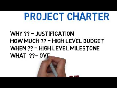 Develop Project Charter Process Ep-2