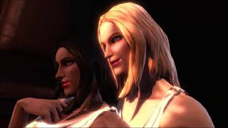 Aphrodite And Kratos Sex Scene! | God Of War 3 Remastered Let's Play Part 9