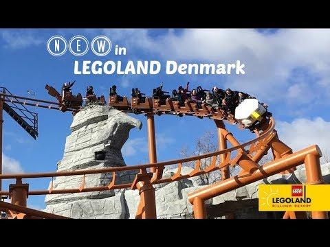 What's New in LEGOLAND Denmark 2018
