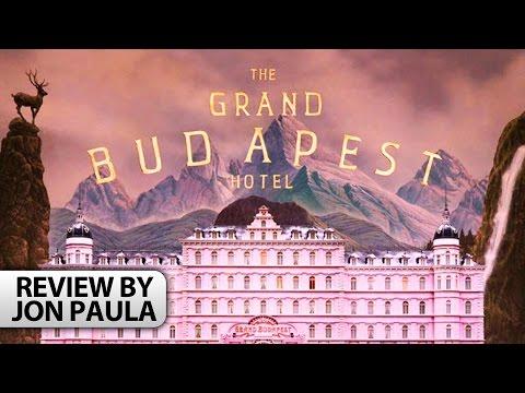 Grand Budapest Hotel -- Movie Review #JPMN