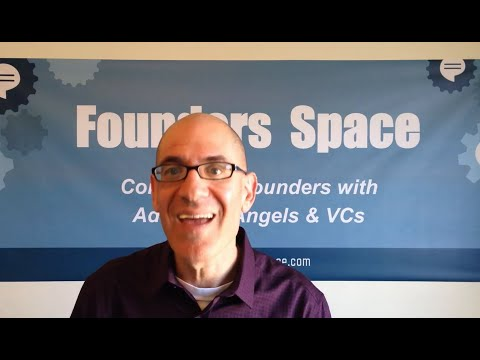 Raising Money from Friends & Family (Founders Space)
