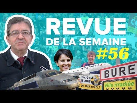 #RDLS56 : SNCF, BURE, IMMIGRATION, AIR FRANCE, SDF, ÉCOLES, VALLAUD-BELKACEM, COMPTES DE CAMPAGNE