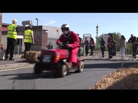 Barnstaple lawnmower Grand Prix 2012