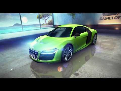 Asphalt 8  Airborne ( 6 years old kid Playing  Car Racing Game)