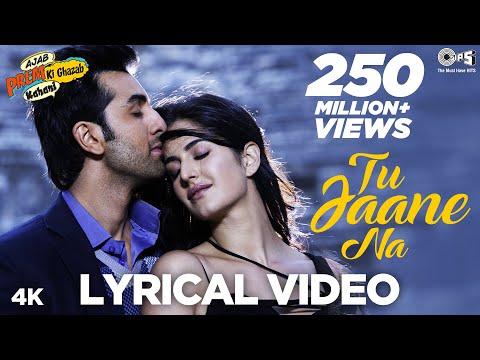 Xxx Mp4 Tu Jaane Na Lyrical Video Ajab Prem Ki Ghazab Kahani Atif Aslam Ranbir Kapoor Katrina Kaif 3gp Sex