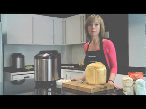 Baking bread using the rapid cycle on your Panasonic breadmaker