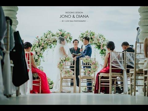 Jono & Diana - Wedding At Kamaya, Uluwatu, Bali
