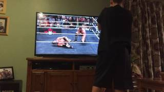 Crazy Kid Reacts To #DIY Winning The WWE NXT Tag-Team Championships At WWE NXT TAKEOVER: Toronto