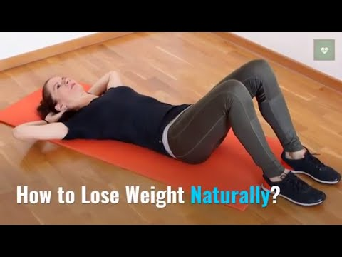 How to Lose Weight Naturally? This food can Help Magically !