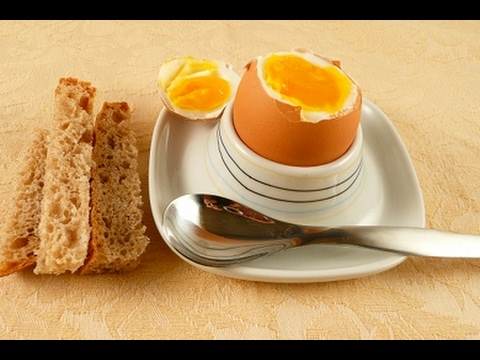 Soft Boiled Egg and Soldiers | QUICK RECIPES | RECIPES MADE EASY