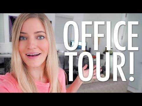 Office Tour!