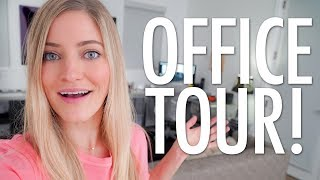 Office Tour!