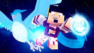Minecraft: ORBE LENDARIA - POKEMON Ep.23 ‹ AMENIC ›