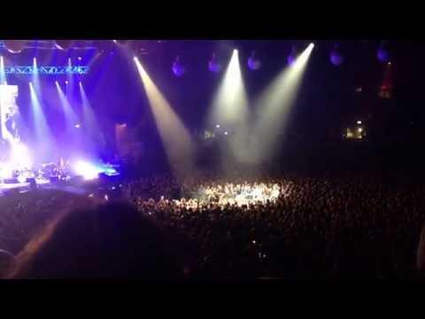 Elbow - Grounds for Divorce. LG Arena, Birmingham 5/4/14