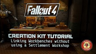 Fallout 4 Creation Kit Tutorial: Add items to a cell without