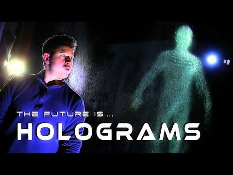 DIY HOLOGRAMS | Shanks FX | PBS Digital Studios