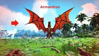 """ARK: Crystal Isles #04 - Mình Phát Hiện Ra Giống Loài Rồng Mới """"Armaedron"""" Trong ARK"""