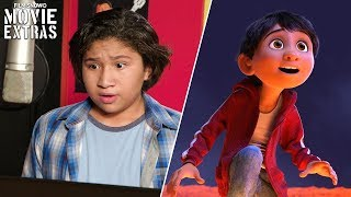 Go Behind the Scenes of Coco (2017)