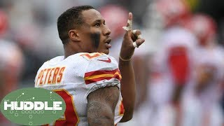 Kansas City Chiefs TRADING Top Talent Marcus Peters to the Rams