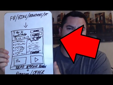 How To Make Money From A ONE PAGE Affiliate Marketing Website - Snapchat Example