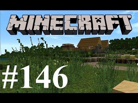 Let's Play Minecraft #146 - Der Weg zum NPC-Dorf