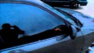 Honda Civic Window Tail Light Tint