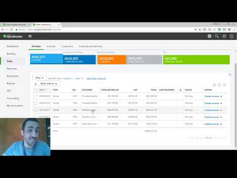 QuickUpdate #5 - Progress Invoicing